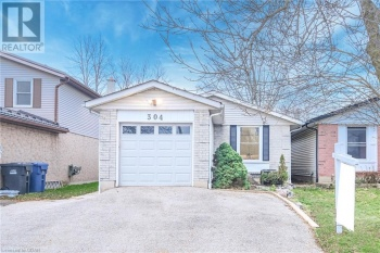 304 AUDEN Road, Guelph, Ontario N1E6S3, 3 Bedrooms Bedrooms, ,2 BathroomsBathrooms,Single Family,For Sale,AUDEN,40044103