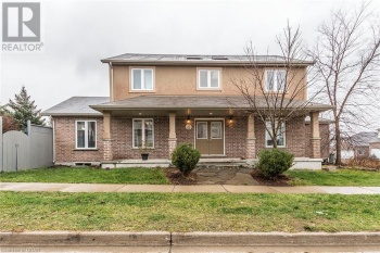 45 WASHBURN Drive, Guelph, Ontario N1E0B6, 3 Bedrooms Bedrooms, ,3 BathroomsBathrooms,Single Family,For Sale,WASHBURN,40060994