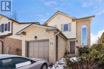 14 LAURELWOOD Court, Guelph, Ontario N1G4E8, 4 Bedrooms Bedrooms, ,2 BathroomsBathrooms,Single Family,For Sale,LAURELWOOD,40065222