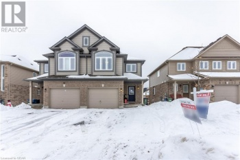 93 OAKES Crescent, Guelph, Ontario N1E0J5, 3 Bedrooms Bedrooms, ,3 BathroomsBathrooms,Single Family,For Sale,OAKES,40069903