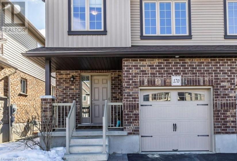 170 COULING CRESCENT Crescent, Guelph, Ontario N1H6J1, 3 Bedrooms Bedrooms, ,3 BathroomsBathrooms,Single Family,For Sale,COULING CRESCENT,40075639