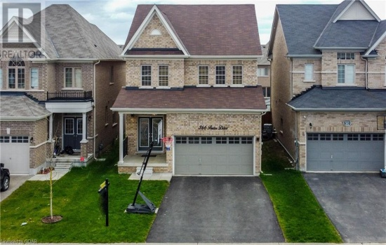 366 PORTER Drive, Woodstock, Ontario N4T0H1, 4 Bedrooms Bedrooms, ,Single Family,For Sale,PORTER,40113884