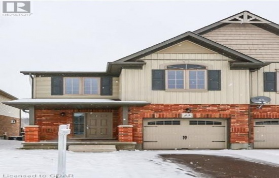 89 CURZON Crescent, Guelph, Ontario N1K0B2, 3 Bedrooms Bedrooms, ,3 BathroomsBathrooms,Single Family,For Lease,CURZON,40143611